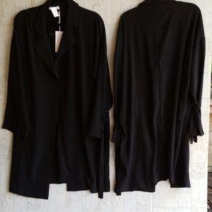 New black kimono/jacket